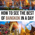 24 Hours in Bangkok: The Perfect Bangkok One Day Itinerary