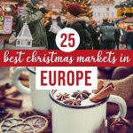 25 Best Christmas Markets in Europe You Can't Miss