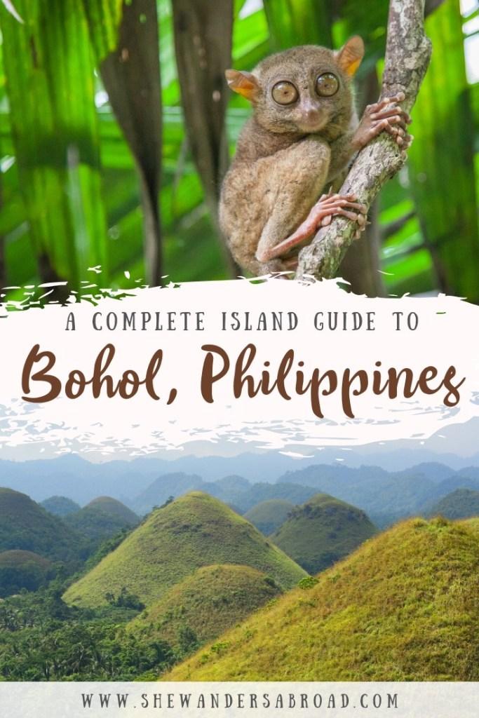 Top 8 Best Tourist Spots in Bohol