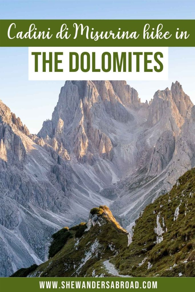 Cadini di Misurina Hike: How to Find the Famous Viewpoint in the Dolomites