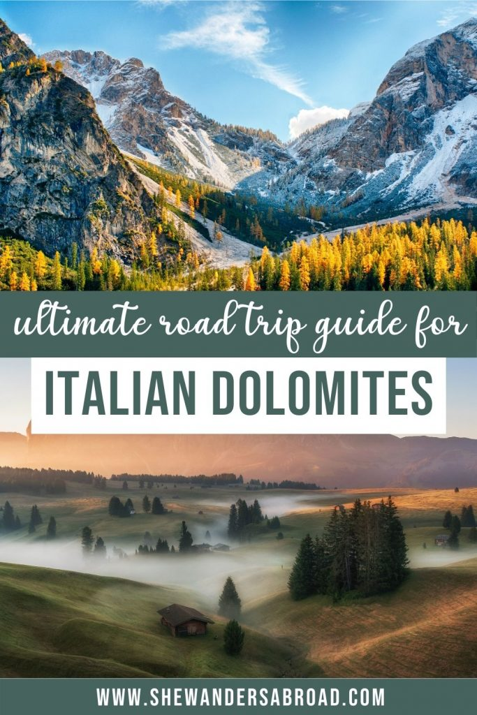 The Perfect Dolomites Road Trip Itinerary for 5 Days