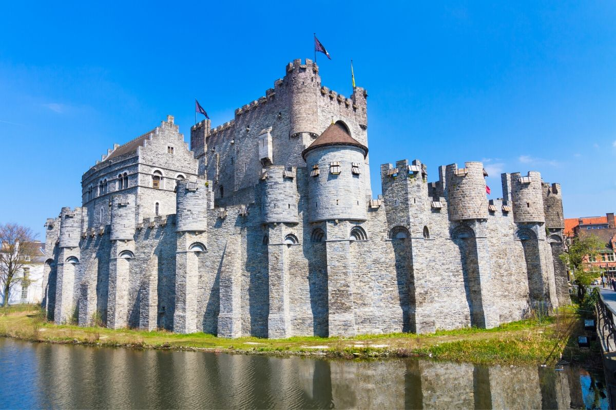Gravensteen Castle, Belgium