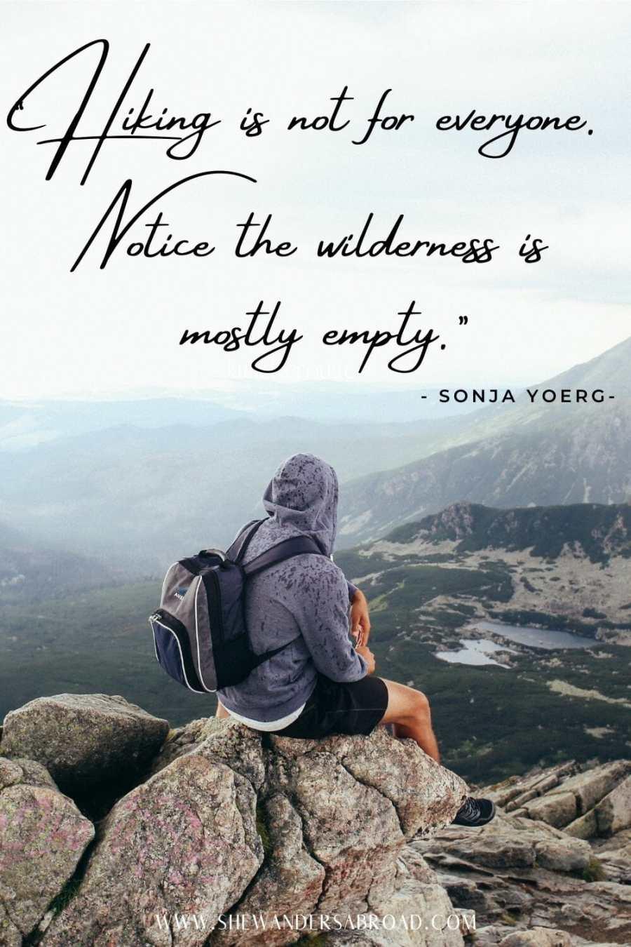 Best trekking captions for Instagram