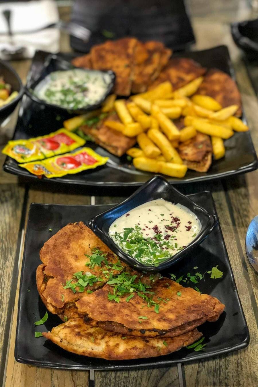 Khubza & Seneya Aqaba food 2