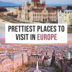 Europe Bucket List: 15 Most Beautiful Cities in Europe
