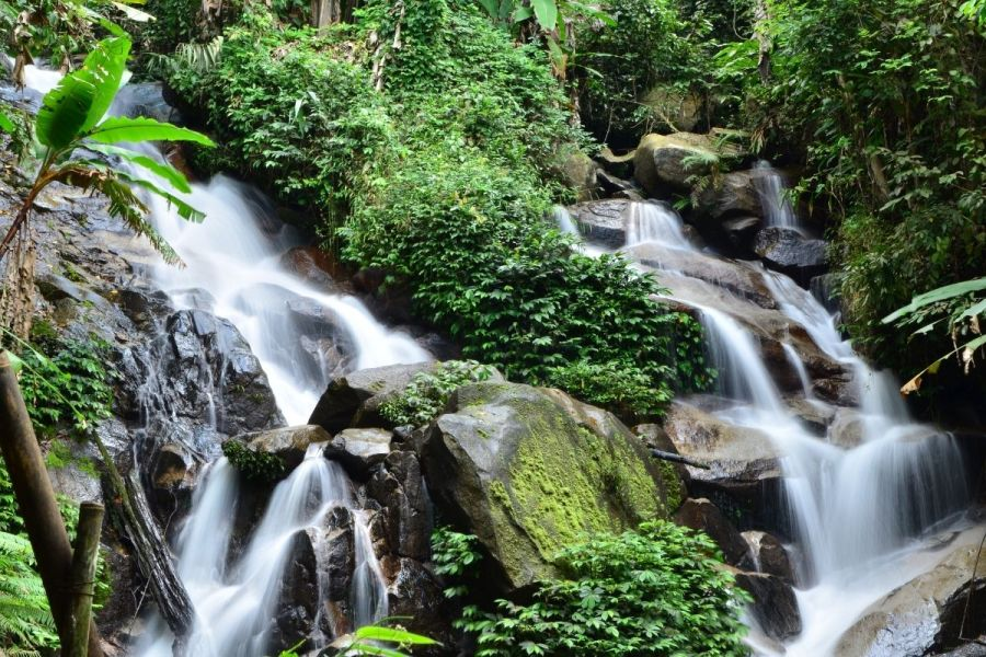 Namtok Huay Kaew Waterfall in Chiang Mai
