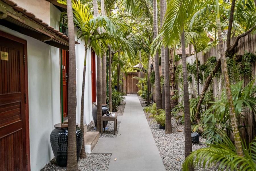 Entrance of Lobby at Pavilion Phnom Penh, Cambodia
