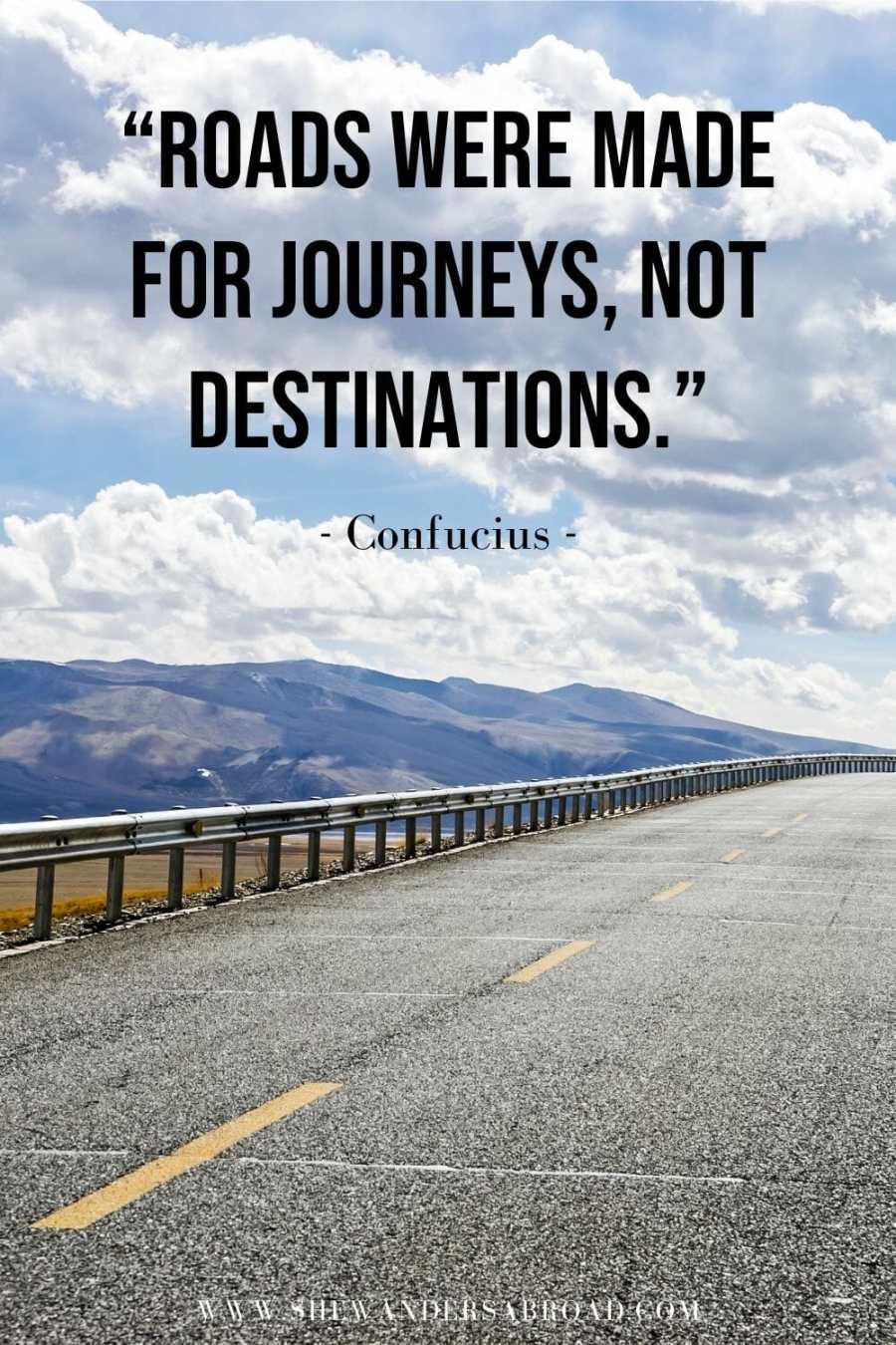 Adventure road trip quotes