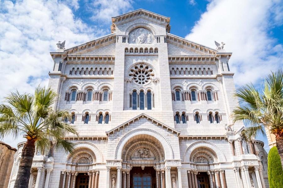 St. Nicholas Cathedral in Monaco