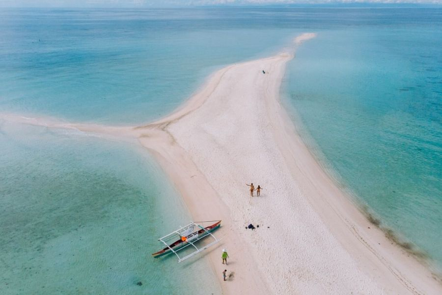 White Island near Camiguin, Philippines