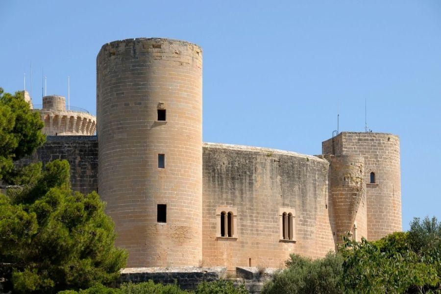 Castell de Bellver in Palma de Mallorca