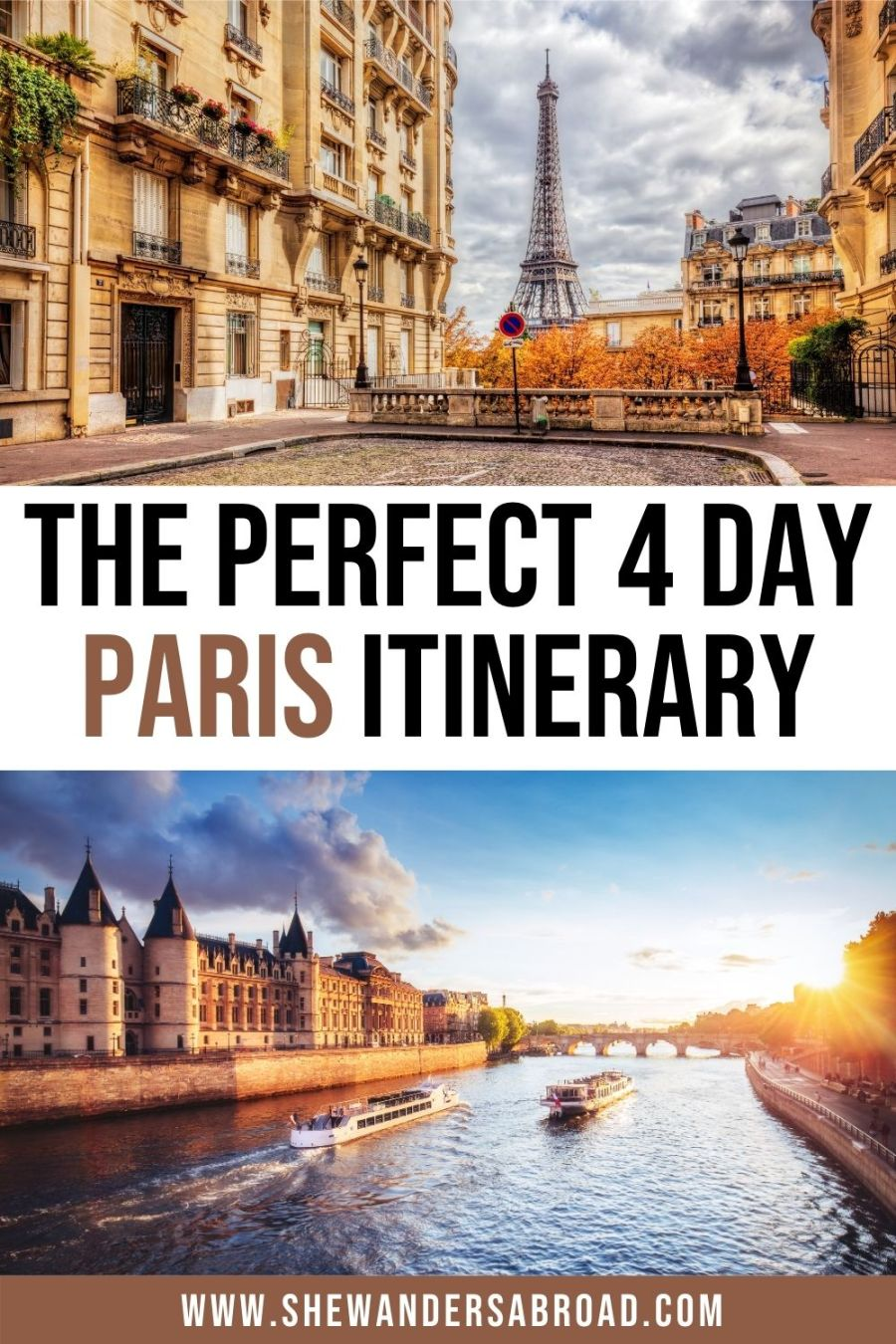 The Perfect Paris in 20 Days Itinerary for First Timers   She ...