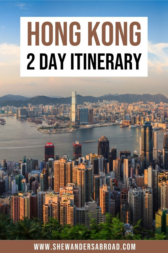 The Perfect 2 Days in Hong Kong Itinerary for First Timers