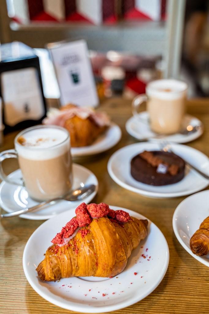 Breakfast at Pavé Milan