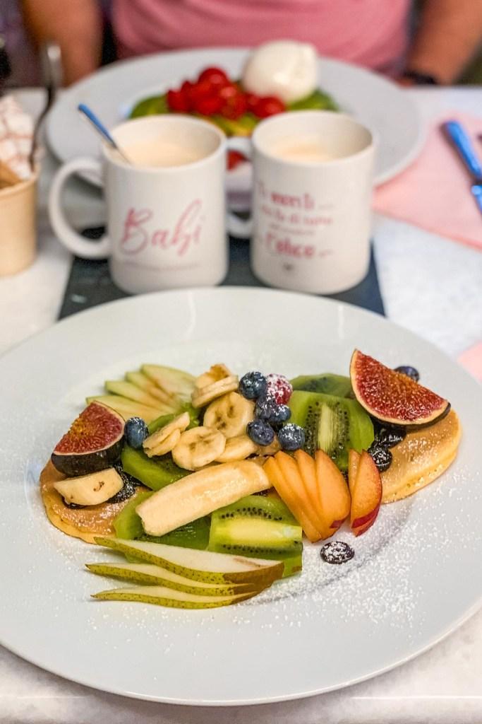 Breakfast in Babi Como