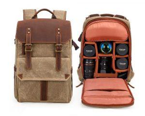 Copendesign Vintage Camera Backpack