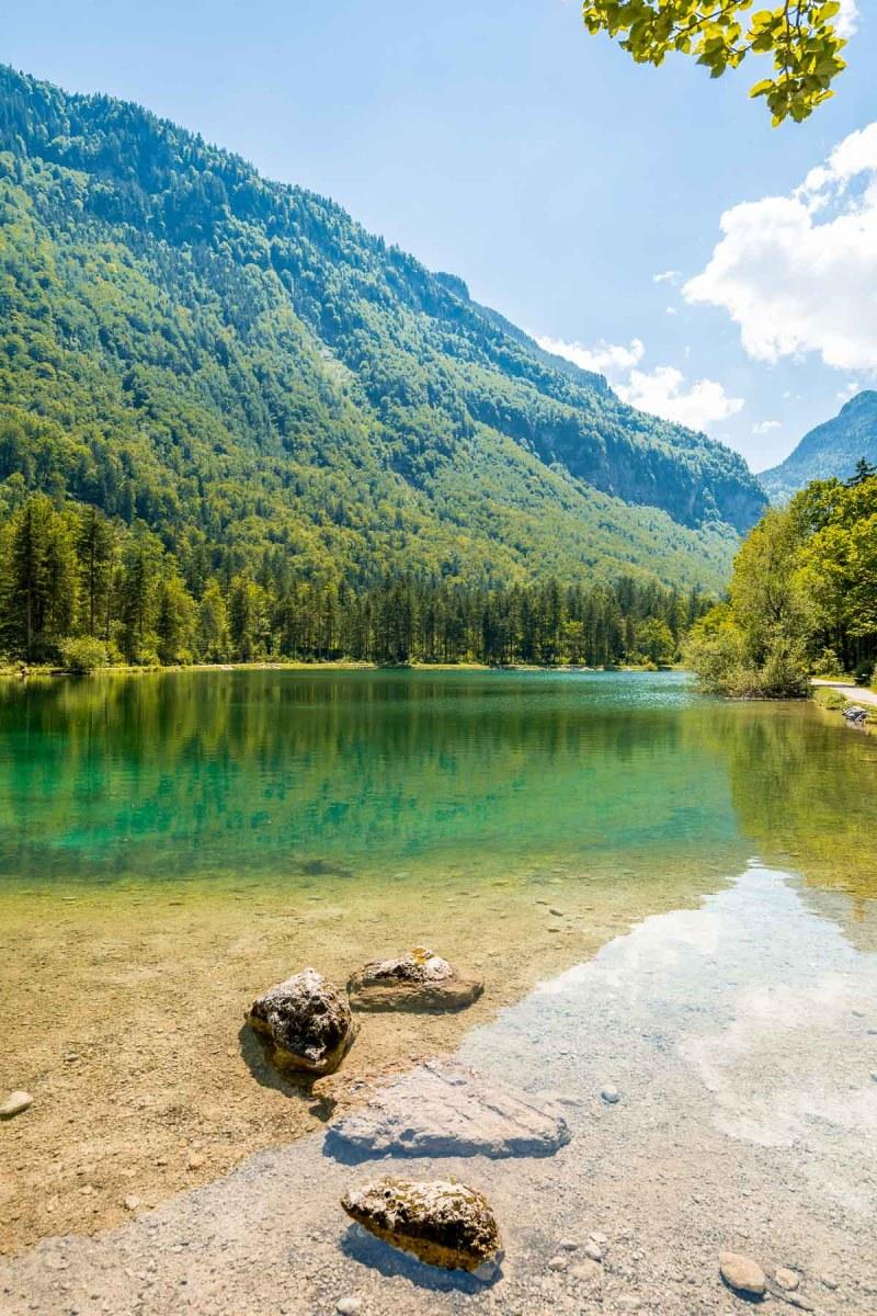 Bluntausee, Austria