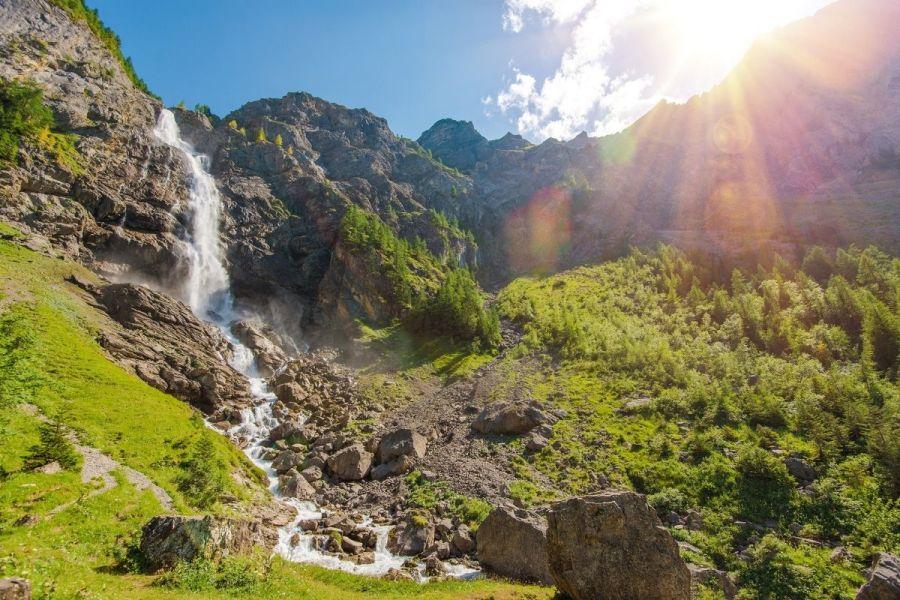 Engstligen Falls, Switzerland