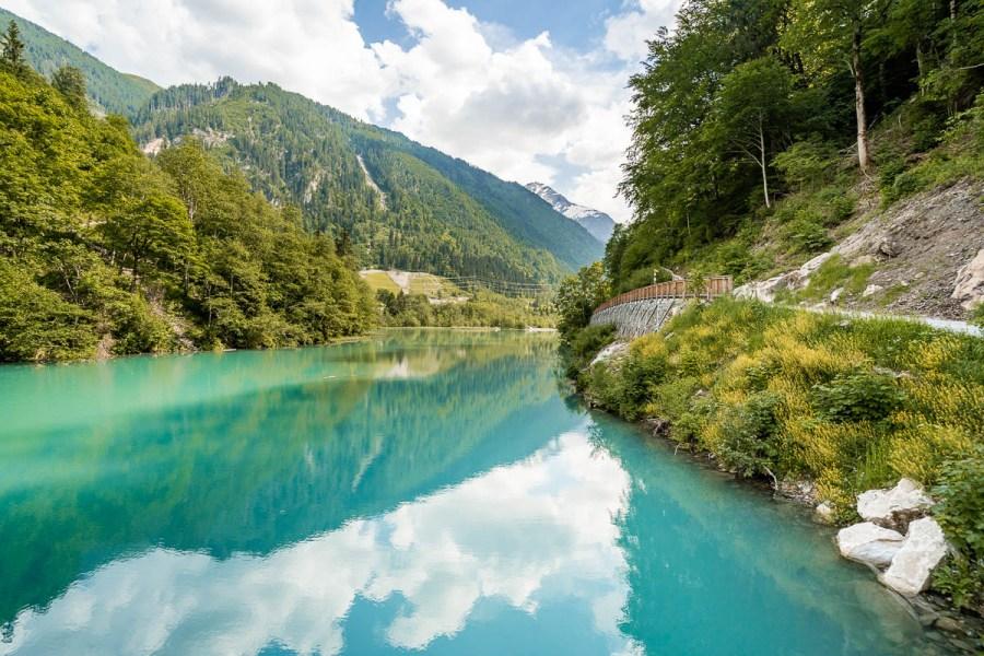 Klammsee, Austria