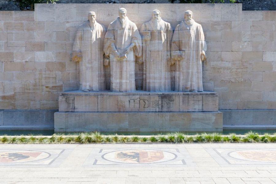 Reformation Wall, Geneva