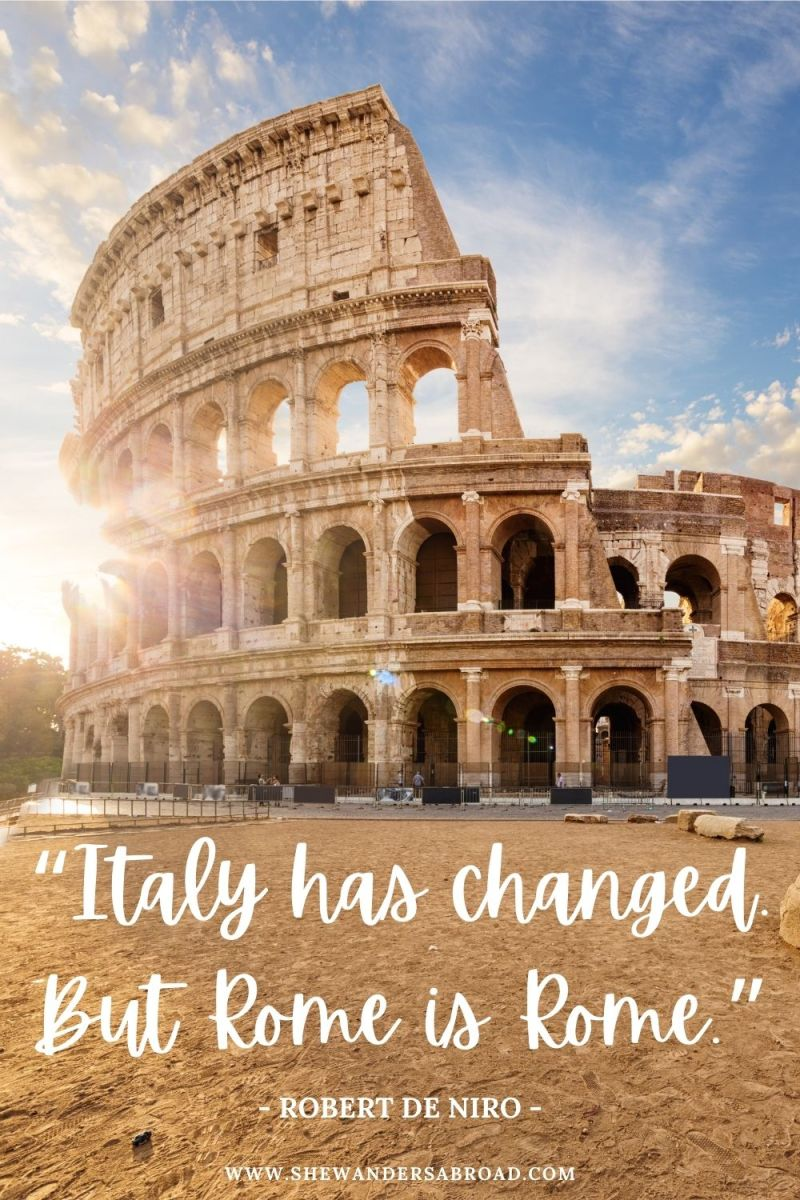 Quotes About Ancient Rome