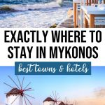 Top 8 Best Areas to Stay in Mykonos