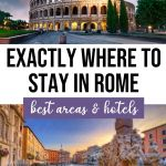 Top 9 Best Areas to Stay in Rome