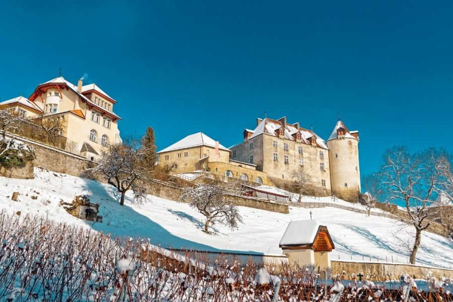 Gruyères Castle, Switzerland