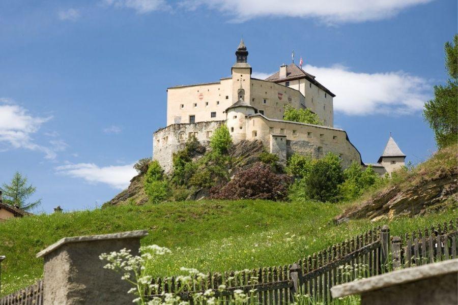 Tarasp Castle, Switzerland