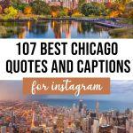 107 Chicago Captions for Instagram