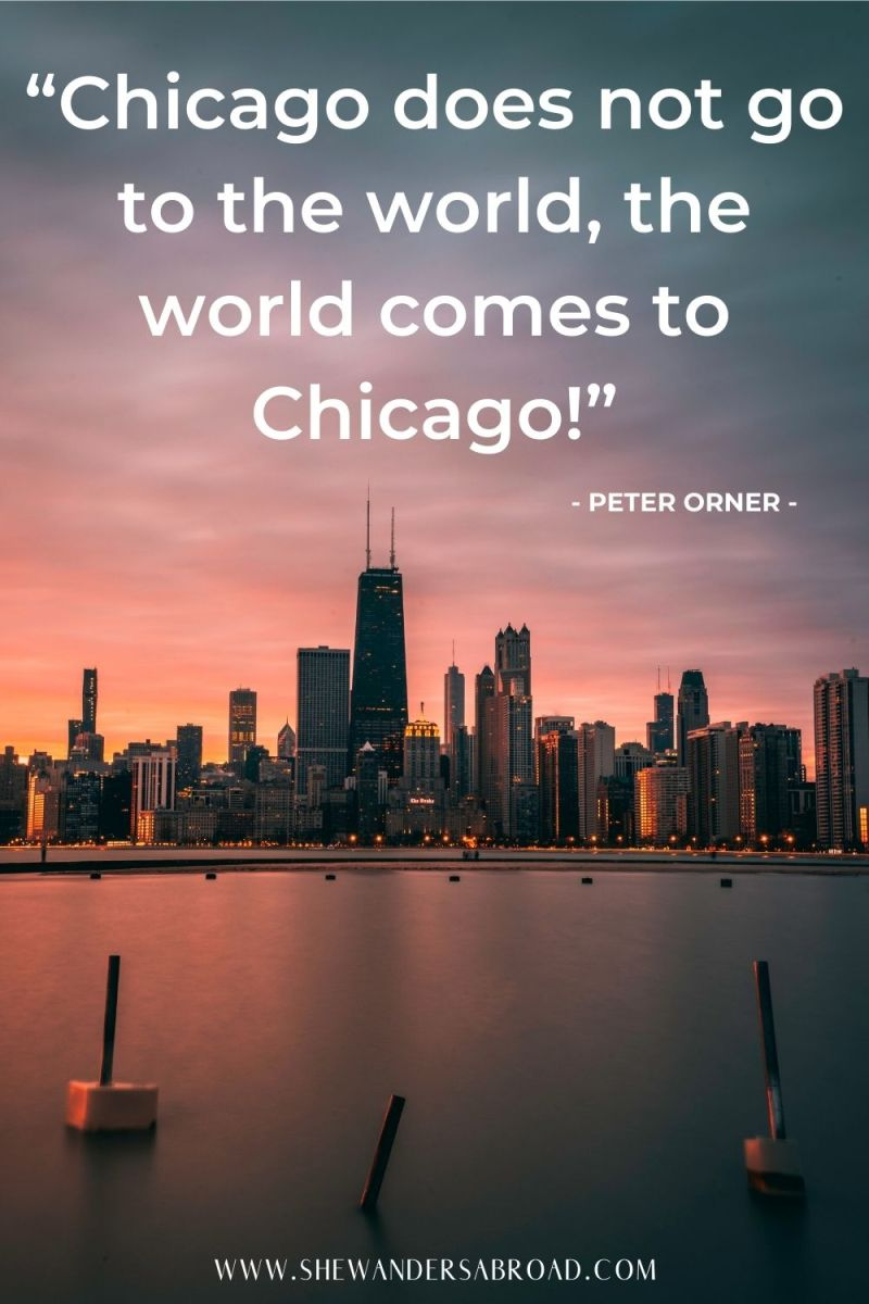Meaningful Quotes About Chicago