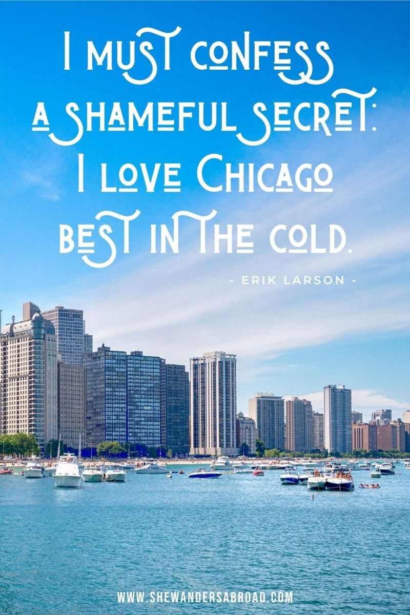 Best Chicago Quotes for Instagram