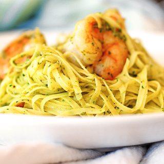 Roasted Pepper Pistachio Cilantro Pesto Recipe