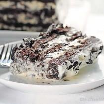 oreo ice cream cake recipe