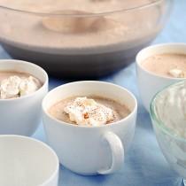 Mocha Coffee Punch Recipe   shewearsmanyhats.com