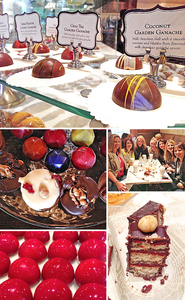 Craverie Chocolatier Cafe