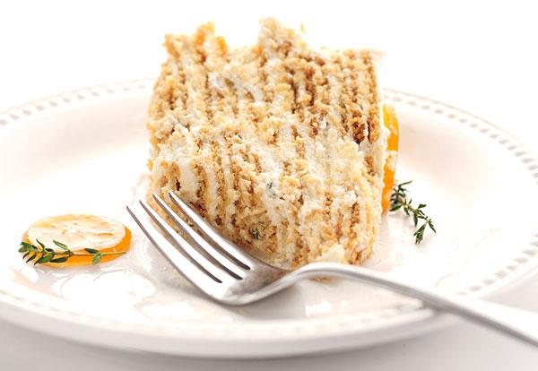 Meyer Lemon Icebox Cake Recipe