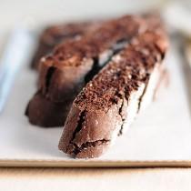 Easy Double Chocolate Biscotti Recipe