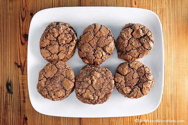 crackled cookies recipe