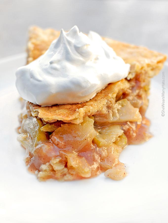 This classic Apple Pie Recipe is a perfect addition to any occasion all year long.