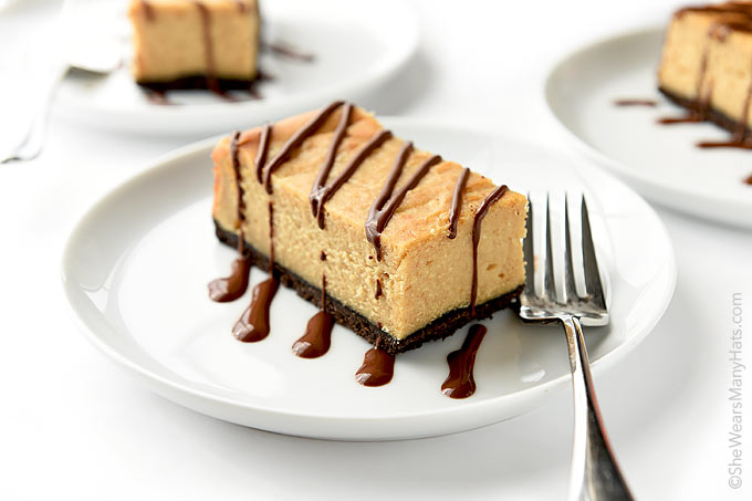If you know of a peanut butter fan in your life, these Chocolate Peanut Butter Cheesecake Bars is a dessert that they will cheer for again and again.