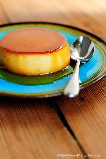 Easy Creamy Flan Recipe
