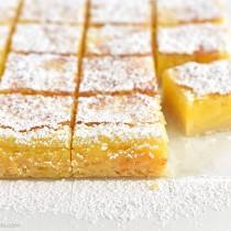 Lemon Bars Recipe