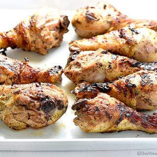 Buttermilk Chicken Recipe shewearsmanyhats.com