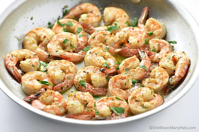 Quick Delicious Garlic Shrimp Recipe