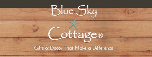 Logo Blue Sky Cottage