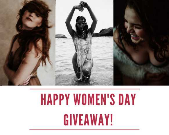 Happy womens Day giveaway