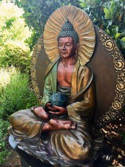 Buddhas in the Garden