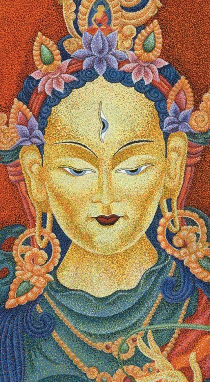 Mother Tara – Angel of Peace