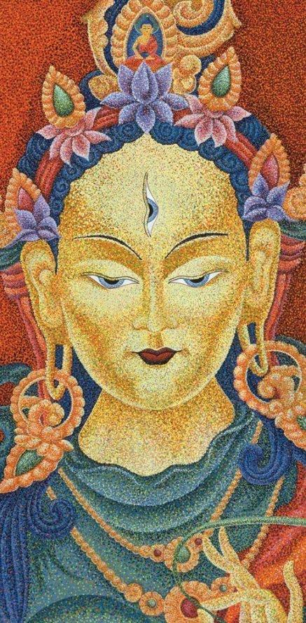 Mother Tara – Angel of Peace